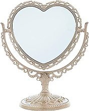 CZYNB Espejo de Maquillaje Espejo de tocador