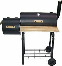 D&L AWZ 56510 - Barbacoa de carbón vegetal con