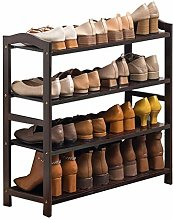 DAGCOT Zapatero Bamboo Multi-Layer Shoe Rack