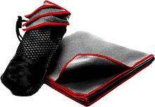 Dainese Explorer Toalla de, negro, un tamaño