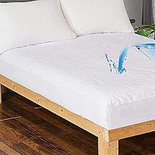 Dalina Textil- Protector de colchón Impermeable y