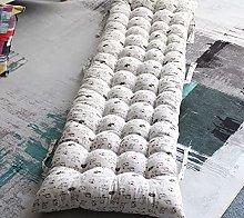 DanChen Cómoda almohadilla larga para sofá de