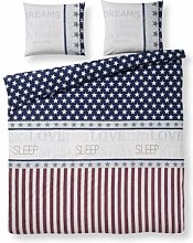 DayDream bedwear Juego de Cama, algodón,