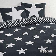 DayDream bedwear Vesper-Juego de Fundas de Cama,