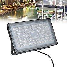 DDCHH Luz Solar Exterior 250W LED, 30000LM Foco