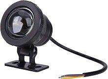 DealMux 10W RGB Fuente de luz LED Piscina Pond