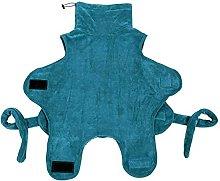 DealMux Abrigo de secado para perros Toalla Toalla