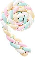 DealMux - Almohada con nudo de serpiente, almohada