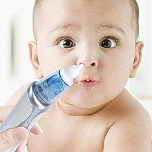 DealMux Aspirador nasal para bebés, eléctrico,
