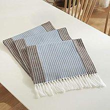 DealMux - Corredor de mesa para tocador, bufandas,