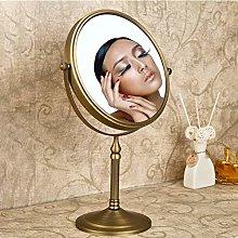 DealMux Espejo de tocador, 3x Espejo de tocador