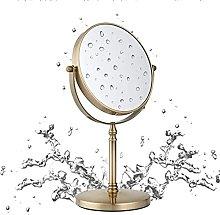 DealMux Espejo de tocador, aumento sólido de 7/8
