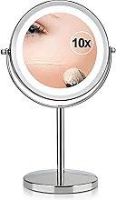 DealMux Espejo de tocador Espejo de mesa Espejo