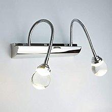 DealMux, moderno, LED, ajustable, con luces de