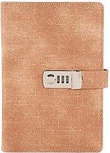 DealMux Notebook, cuaderno A5 con bloqueo de