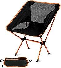 DealMux Silla de camping, portátil, impresionante