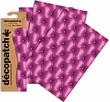 Decopatch Papel Decorativo diseño de cojín 395 x