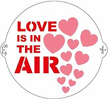 Decora 9270937 - Tendedero Love is in the Air de