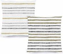 Decoratea Fundas Cojines 45x45 - Fundas de Cojín