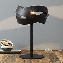 Decorativa lámpara de mesa Tornado