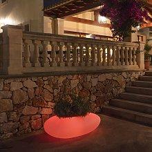 Decorativa Storus III LED RGB+CCT plantable blanco