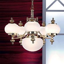 DELIA - lámpara de araña de 6 luces