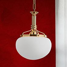 Delicada lámpara colgante DELIA