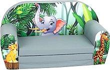 Delsit DT2-20125 Universal Plegable, sofá