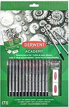 Derwent Academy Kit de Iniciación para Bocetar,