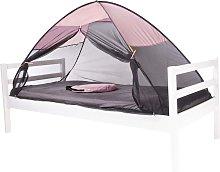 DERYAN Tienda mosquitera para cama desplegable