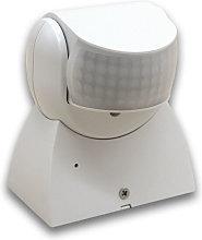 Detector de movimiento por microondas