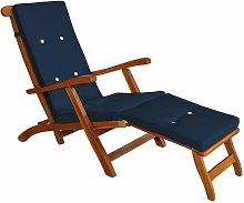 Detex Almohadilla para tumbona cojín para silla