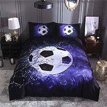 DFTY Juego de ropa de cama 3D con diseño de