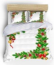DFTY Juego de ropa de cama con diseño de Papá