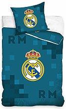 DHestia - Real Madrid Funda Nórdica + Funda
