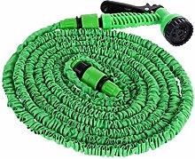 DHR-Mangueras de jardín 25FT-200 pies de tubería