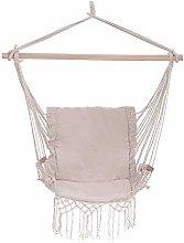 DHTOMC Mecedora desmontable de algodón, silla