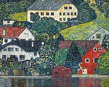 Diamond Painting Lago Hut Diamont Painting 5D