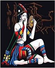 Diamond Painting Mujer Maquillaje Diamont Painting