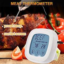 Digital del termometro de carne termometro para