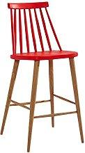 Dims Taburete de bar de moda creativa silla de bar