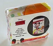 Disney Edredón Nórdico Mickey Mouse 180 x 260 cm.