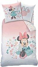 Disney - Funda de edredón (140 x 200 cm), Color