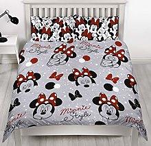 Disney Minnie Mouse Funda Nórdica Poliéster Doble