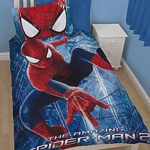 Disney Spiderman Web 3D - Juego de Funda de
