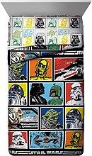 Disney Star Wars Rebels - Edredón Reversible Doble