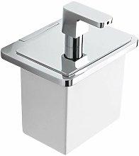 Dispensador de jabón líquido Strip SX116 | Cromo