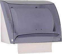 Dispensador papel rollo/toalla plegada Mediclinics