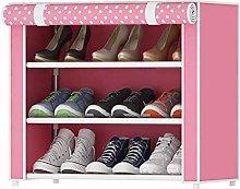 DLDL Home Dormitory Armario para Zapatos de