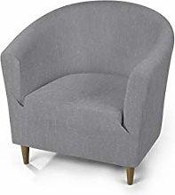 Dohle + Menk Creta Funda para sillón, algodón,